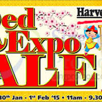 Read more about Harvey Norman Red Expo Sale @ Singapore Expo 30 Jan - 1 Feb 2015