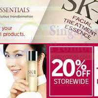 Read more about Home Plus 25% OFF SK-II, Estee Lauder & More (NO Min Spend) 1-Day Coupon Code 13 Jan 2015