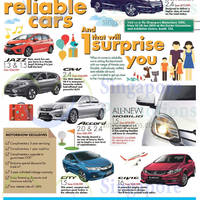 Read more about Honda Cars Offers 10 Jan 2015
