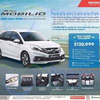 Read more about Honda Mobilio Features & Offer 24 Jan 2015