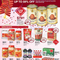 Read more about FairPrice Warehouse Club Imperial Abalone & Other Offers 21 - 27 Jan 2015