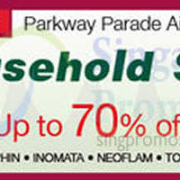Read more about Isetan Household Sale @ Parkway Parade 26 Jan - 1 Feb 2015