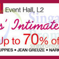 Read more about Isetan Ladies Intimate Sale @ Tampines Mall 29 Jan - 4 Feb 2015