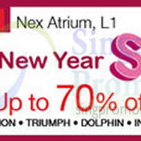 Read more about Isetan Nex Lunar New Year Sale @ Nex 26 Jan - 1 Feb 2015