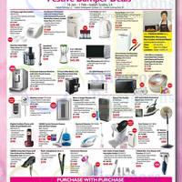 Read more about Panasonic Festive Bumper Deals @ Isetan 16 Jan - 1 Feb 2015
