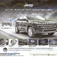 Read more about Jeep Cherokee Features & Offer 10 Jan 2015