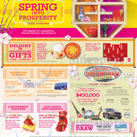 Read more about Junction 8 Spring Into Prosperity Promotions 16 Jan - 18 Feb 2015