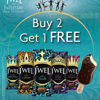 Read more about Jwel Ice Cream Buy 2 Get 1 FREE Promo 8 Jan - 28 Feb 2015