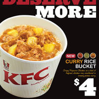 Read more about KFC NEW Curry Rice Bucket Flavour 5 Jan 2015