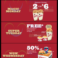 Read more about KFC Delivery 50% Off Ultimate Zinger Box Wednesdays Promo 7 Jan 2015