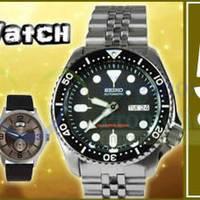 Read more about K-Watch 50% OFF Watches (Citizen, Esprit, Puma, Seiko, Fcuk, etc) (NO Min Spend) Coupon Code 19 Jan 2015