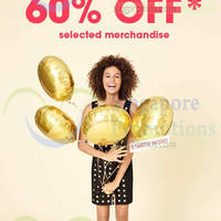 Read more about Kate Spade Saturday 60% Off Selected Merchandise 3 Jan 2015