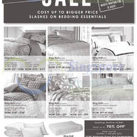 Read more about Robinsons Mattresses, Bedsheet Sets & Accessories Offers 1 - 4 Jan 2015