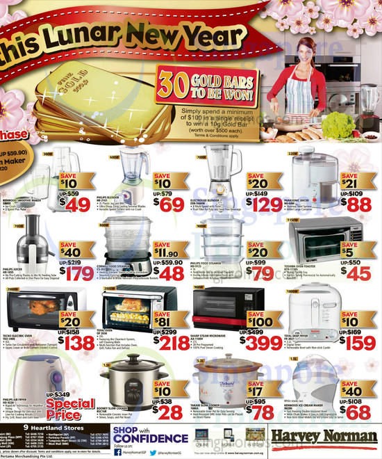 Panasonic Slow Juicer Harvey Norman : Kitchen Appliances, Tefal, Philips, Tecno, Kenwood Harvey Norman Kitchen Small Appliances ...