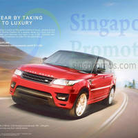 Read more about Land Rover Range Rover Sport Offer 3 Jan 2015