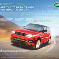 Read more about Land Rover Range Rover Sport Offer 31 Jan 2015
