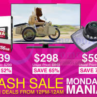 Read more about Lazada Monday Mania 12hr Special Offers 19 Jan 2015