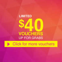 Read more about Lazada Singapore $40 OFF Coupon Codes 9 - 11 Jan 2015