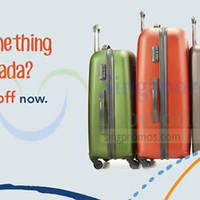 Read more about Lazada 20% OFF Travel Items (NO Min Spend) Coupon Code 12 - 31 Jan 2015