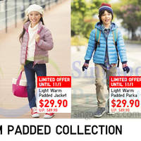 Read more about Uniqlo Islandwide Limited Offers 9 - 11 Jan 2015