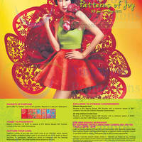 Marina Square Patterns of Joy Promotions & Activities 23 Jan - 1 Mar 2015