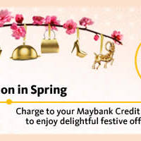 Read more about Maybank New Year Dining Promotions 9 Jan - 31 Mar 2015