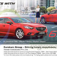 Read more about Mazda 6 Sedan & Mazda 6 Wagon Offer 3 Jan 2015