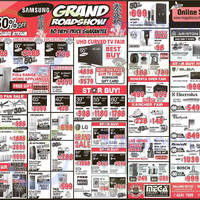 Read more about Mega Discount Store TVs, Gas Hobs & Other Appliances Offers 17 Jan 2015