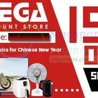 Read more about Mega Discount Store 15% OFF (NO Min Spend) Coupon Code 24 - 25 Jan 2015