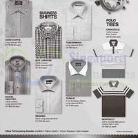 Read more about Takashimaya Men's Fashion Brands 2 For $88 Deals 23 Jan - 5 Feb 2015