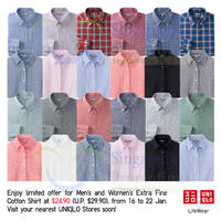 Read more about Uniqlo Islandwide Limited Offers 16 - 22 Jan 2015