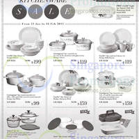 Read more about Metro World Kitchen Kitchenware Brands Sale 21 Jan - 16 Feb 2015