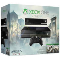 Microsoft $99 Off Xbox One with Kinect Assassin's Creed Unity Bundle 27 Jan - 2 Feb 2015