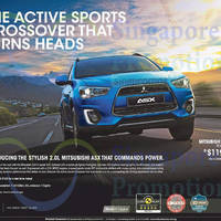 Read more about Mitsubishi ASX SUV Offer 3 Jan 2015