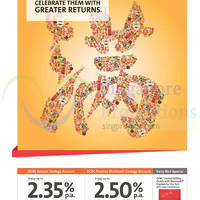 Read more about OCBC Up To 2.50% p.a. Savings Accounts 4 Jan 2015 - 31 Mar 2015