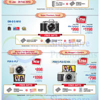 Read more about Olympus Digital Camera Offers 15 Jan - 28 Feb 2015