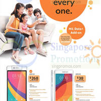 Read more about M1 Smartphones, Tablets & Home/Mobile Broadband Offers 24 - 30 Jan 2015