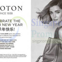 Oroton Spend $338 & Get $88 Off Lunar New Year Promo 30 Jan - 5 Mar 2015