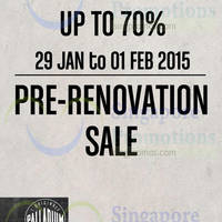 Read more about Palladium Boots Pre Renovation Sale @ ION Orchard 29 Jan - 1 Feb 2015