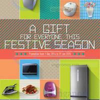 Read more about Panasonic Festive Season Home Appliances Offers 1 Dec 2014 - 19 Jan 2015