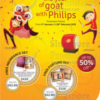 Read more about Philips Appliances & Personal Care Products CNY Offers 3 Jan - 28 Feb 2015