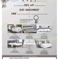 Read more about Robinsons Bedshop Up To 30% off & More Offers 16 Jan 2015