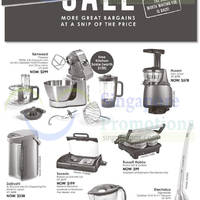 Read more about Robinsons Kitchenware & Home Appliances Offers 9 Jan 2015