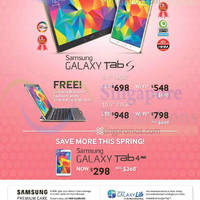 Read more about Samsung Galaxy Tablets Offers 10 Jan 2015