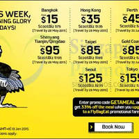 Read more about Scoot From $15 2hr Promo Air Fares 13 Jan 2015