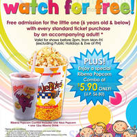 Read more about Shaw Theatres Kids Watch For FREE (Weekdays Before 2pm) 5 Jan 2015