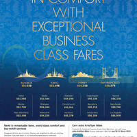 Read more about Singapore Airlines Business Class Promo For American Express Cardmembers 1 Dec 2014 - 28 Feb 2015