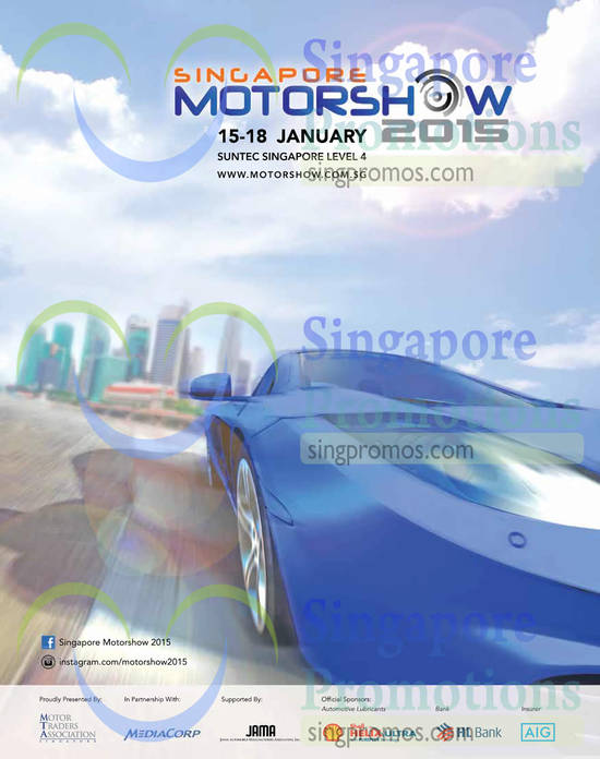 Singapore Motor Show 2015