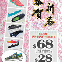 Read more about Skechers Spend $138 & Get $28 Off Promo 20 Jan 2015
