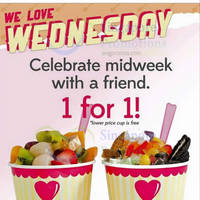Sogurt Buy 1 Get 1 FREE 1-Day Promo 4 Mar 2015